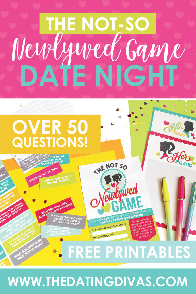 This popular Newlywed Game is back with a TWIST! We are going to see just how well you know your spouse after years of marriage! Get ready for some fun, laughter, and love! #MarriageQuestionGame #CouplesGameNight