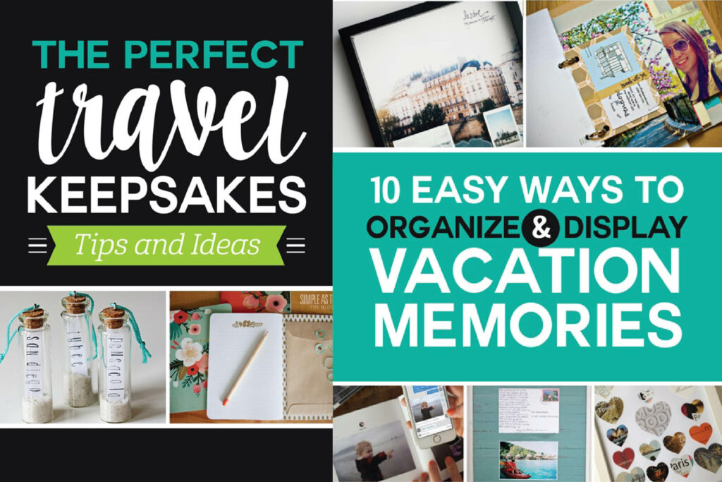 Travel Keepsake Ideas