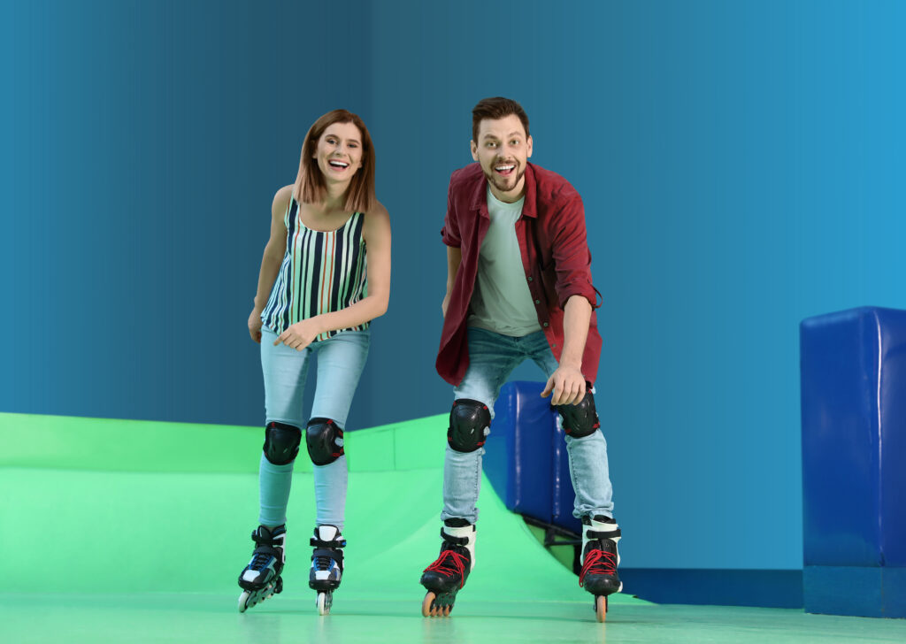 Indoor Roller Skating