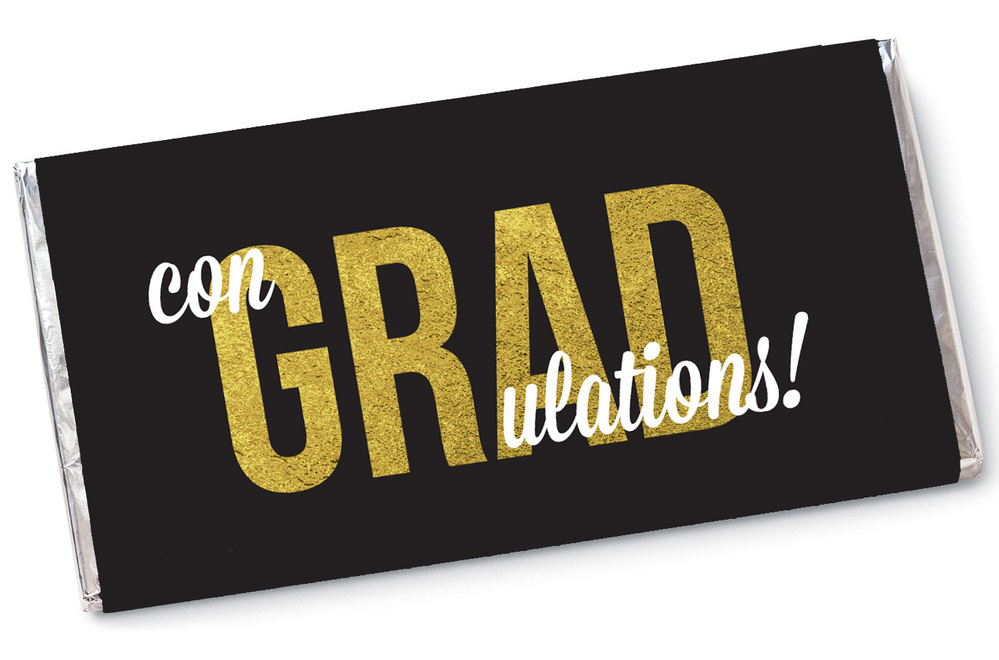 Graduation Candy Wrapper