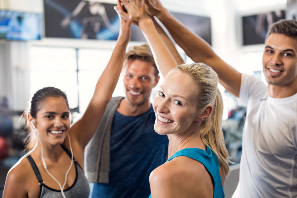 Group Workout Ideas That Couples Love