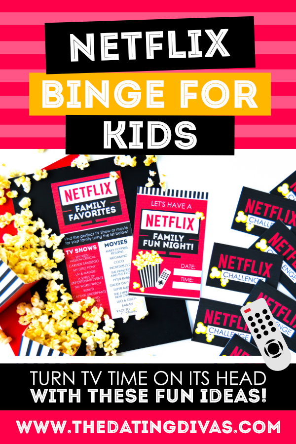 There are SO many good kids movies on Netflix! Can't wait to do this with my fam! #datingdivas #kidsmoviesonnetflix #netflixkids