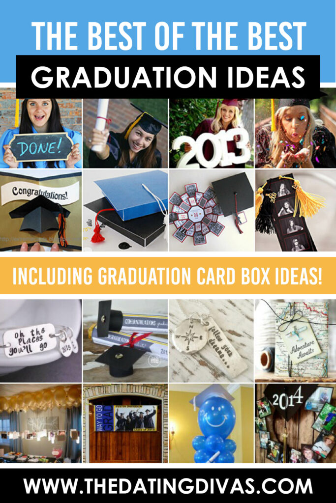 Graduation Card Box and Other Ideas