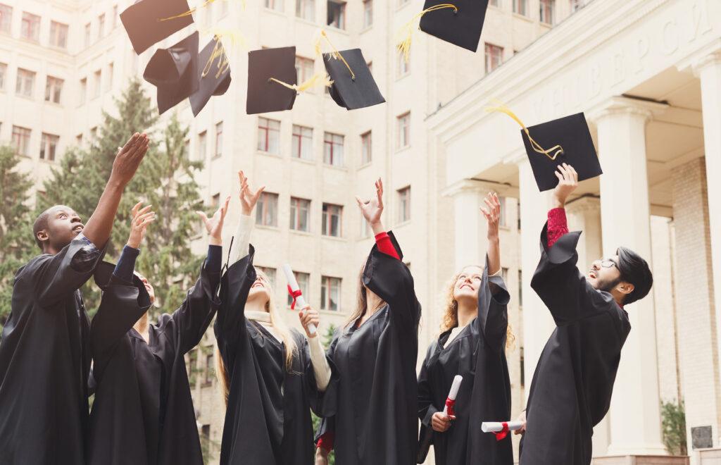 Graduation Celebration Photo