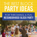 Discover Block Party Ideas