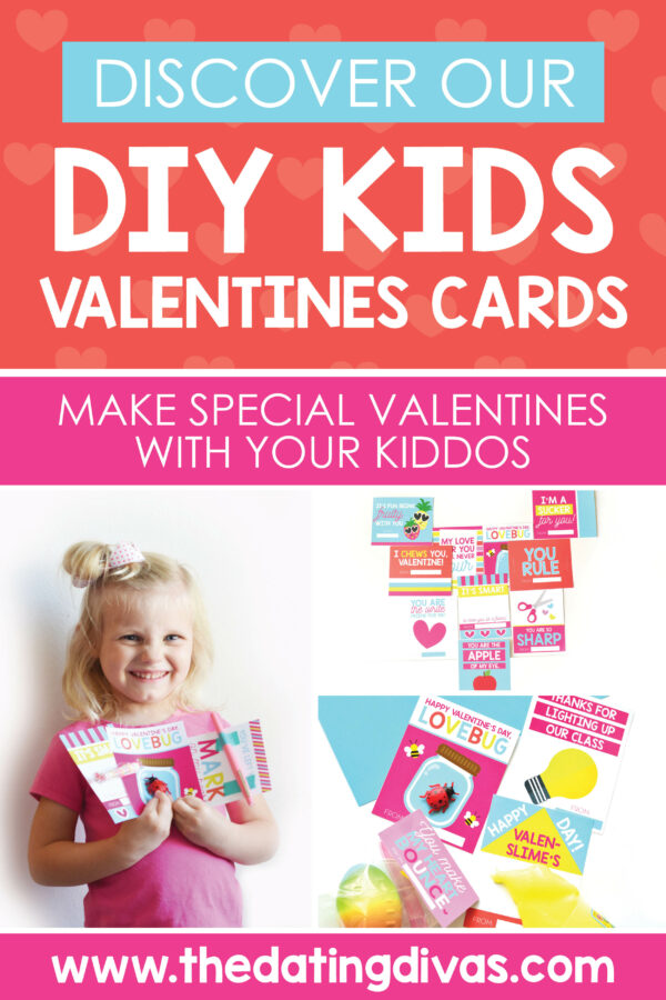 I'm so excited for these CUTE kids Valentine's cards! Love the school supply ideas! #KidsValentinesCards #DIYValentinesforKids