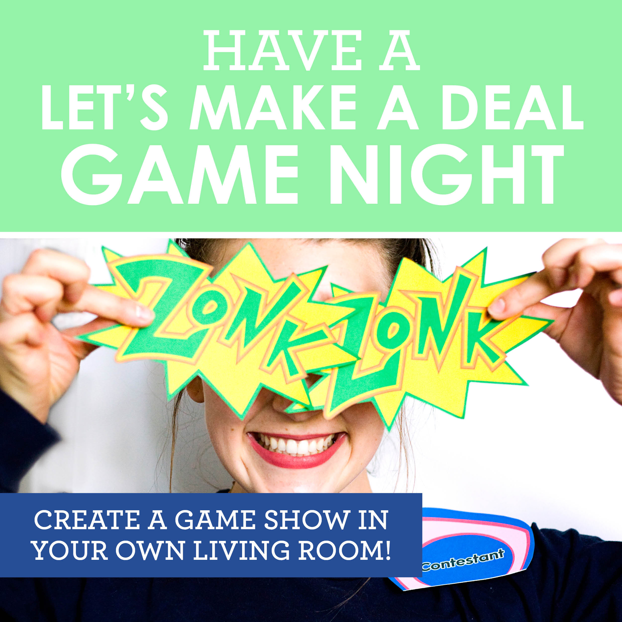 Let's Make A Deal Game Group Date | The Dating Divas
