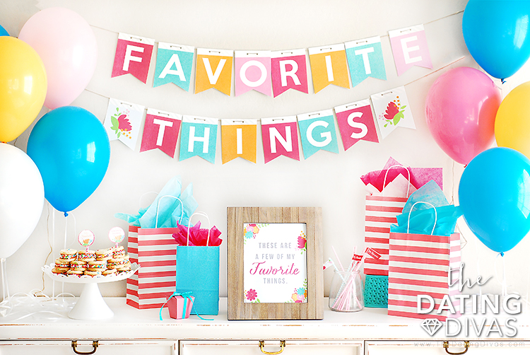 Host a Favorite Things Party