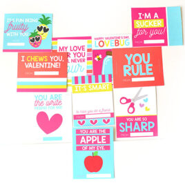 Kids Valentines Cards for bulk items.