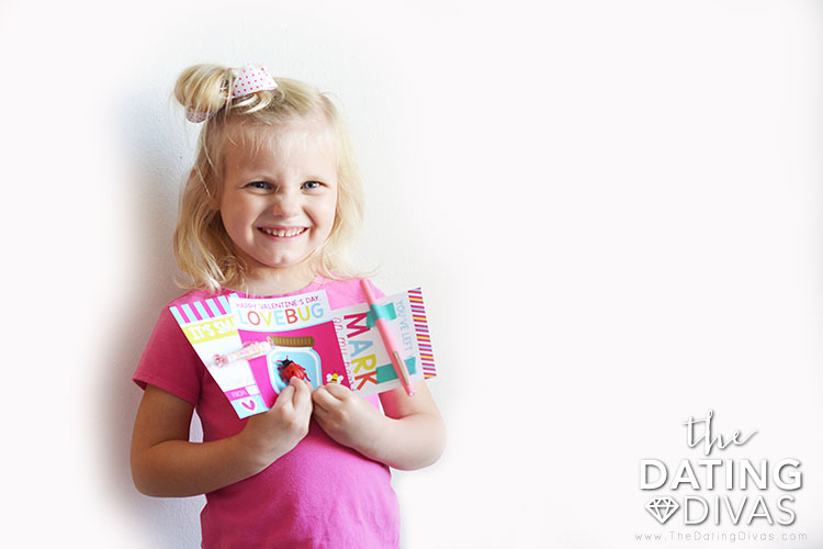 Make your kid smile with these fun DIY valentines.