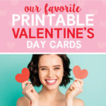 Printable Valentine Cards Roundup