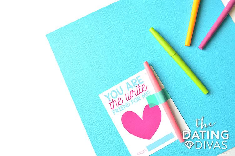 School valentines for kids.