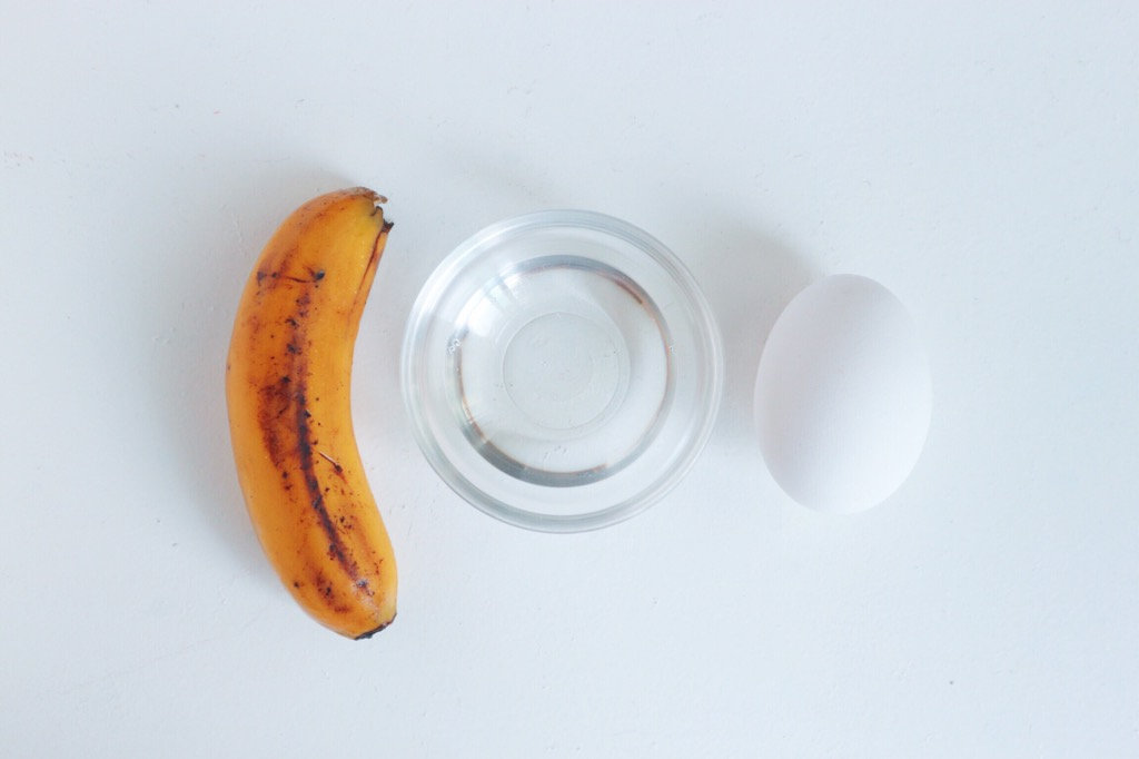 Banana Hair Mask Treatment for At-Home Spa Day | The Dating Divas