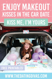 My husband and I had the BEST make out session in the car all thanks to this date!!! I want to relive that night over and over again!!! #makeoutincar #kissincar #hottmakeoutsession
