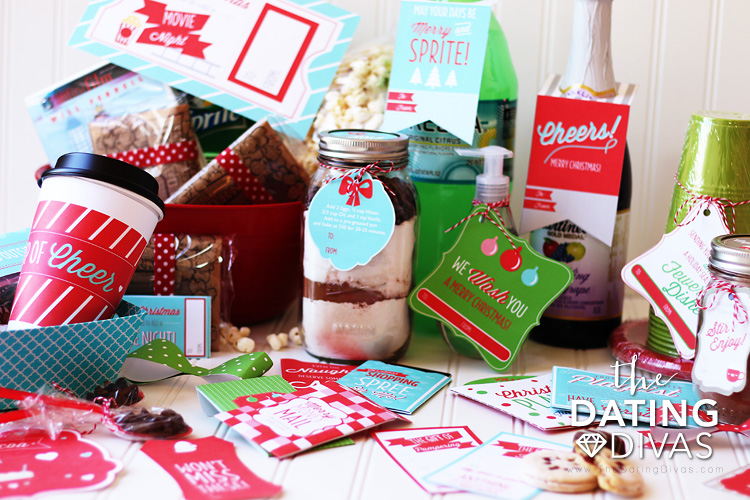 Holiday Printables Kit for Friends and Family