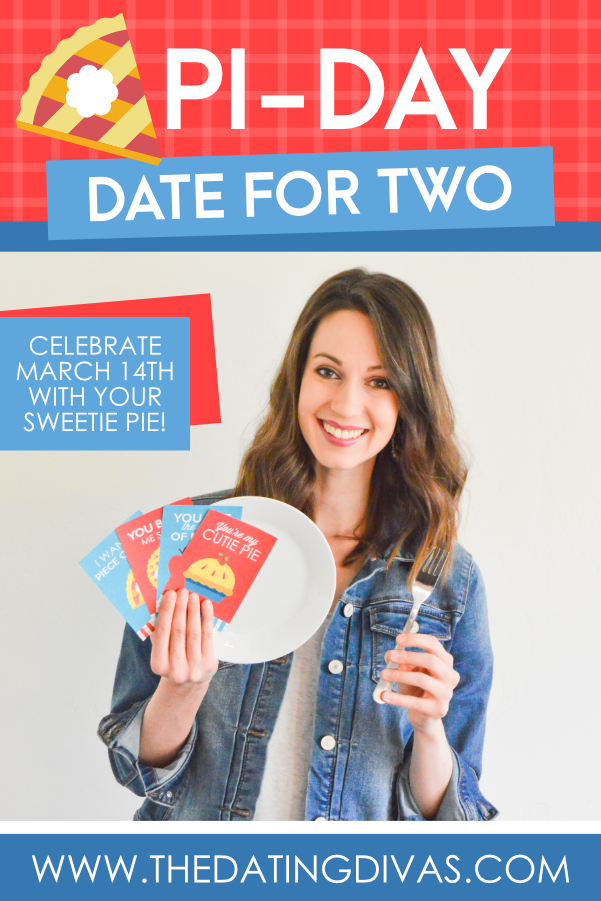 Ah! Can't wait to celebrate National Pi Day with my sweetie! #datingdivas #piday #happypiday