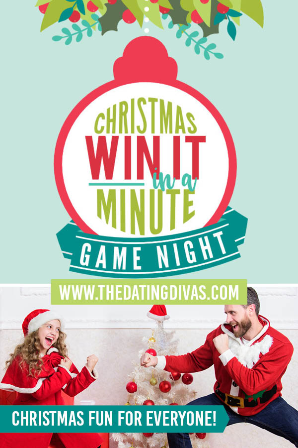 Minute to Win it Christmas games are on my list for my next Christmas family gathering! ;) #HolidayGames #ChristmasTime