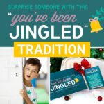 "Surprise Someone with This ""You've Been Jingled"" Tradition"