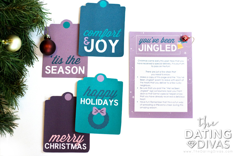 Free You've Been Elfed Printables