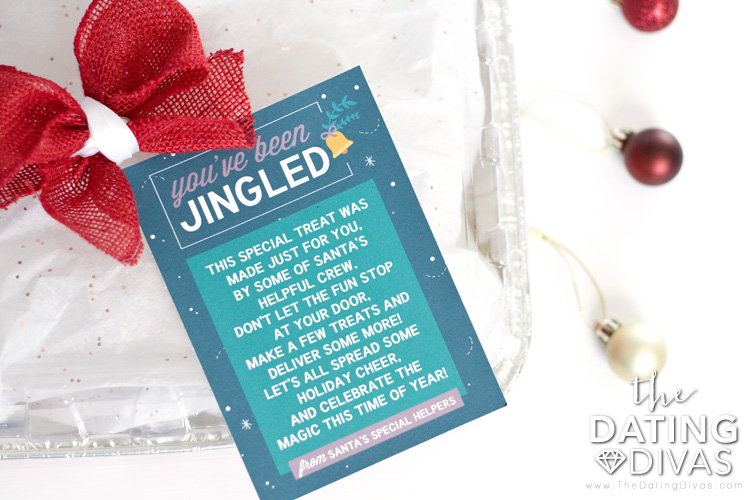 Jingled and You've Been Elfed Printables