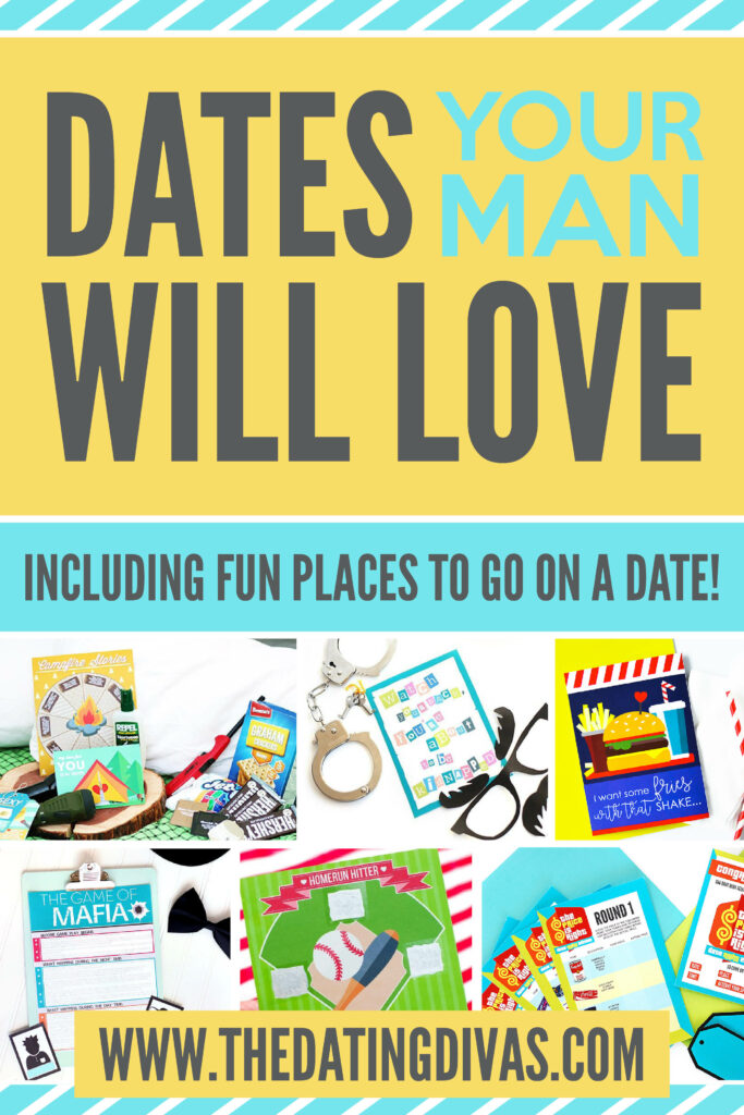 This list of fun places to go on a date is top-notch! It has things to do for your boyfriend's birthday too! #Boyfriend #DateNight #BirthdayDate