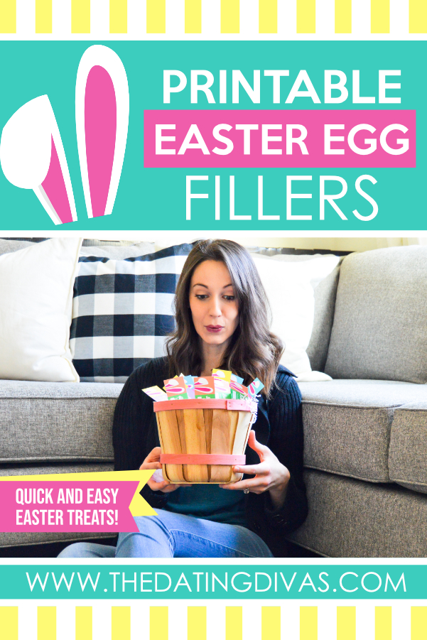 Love love love these non candy Easter egg fillers!! Totally using! #datingdivas #eastereggfillers #noncandyeastereggfillers