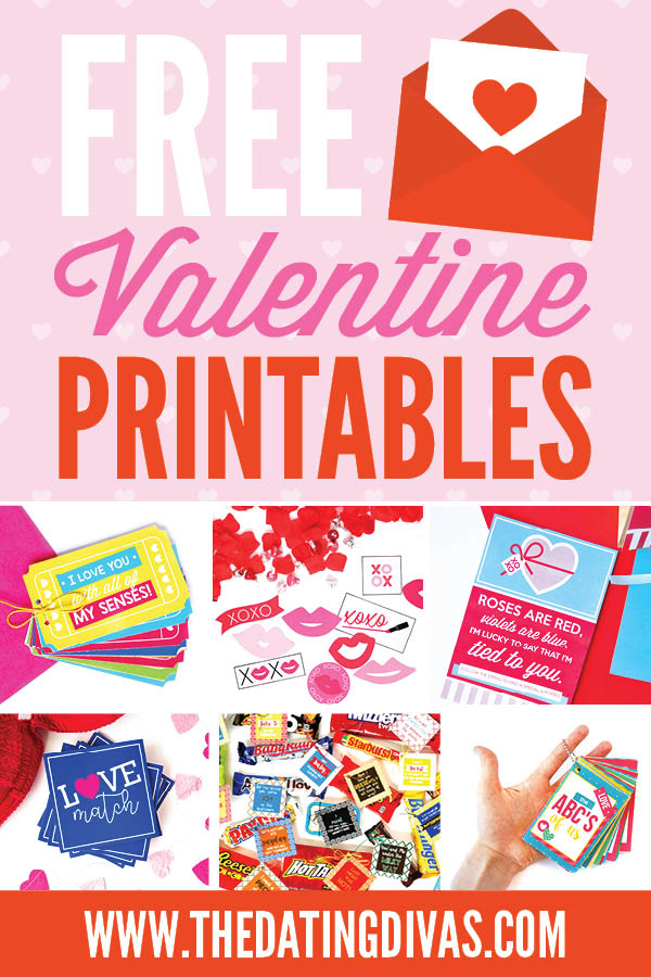 Can't wait to use the ADORABLE free Valentine printables! These will for sure bring the love this Valentine's day. ;) #FreeValentinePrintables