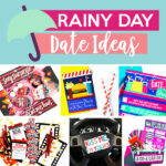 Try These Rainy Day Activities for Your Next Date