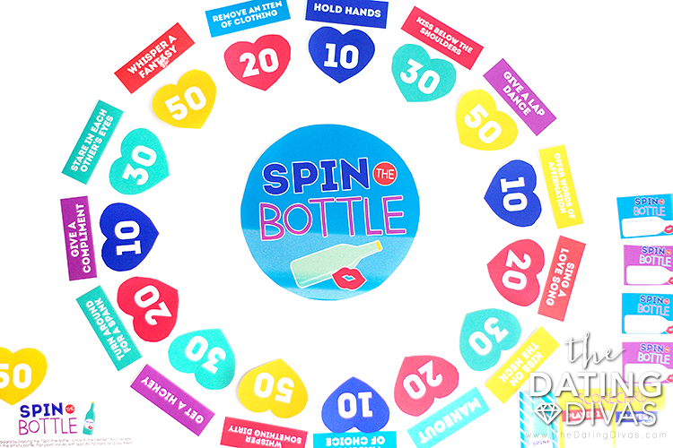 Sexy Spin the Bottle Activity to do With Your Boyfriend