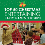 50 Fun Christmas Party Games Everyone Will Love for 2020