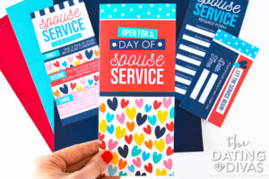 Give the gift of service for Valentine's Day | The Dating Divas