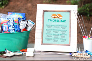 S'mores Valentine's Day Date Ideas | The Dating Divas