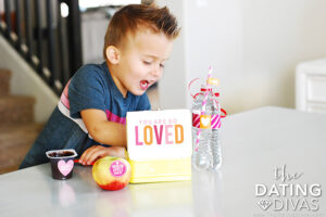 Valentine's Lunch Ideas and Cards | The Dating Divas