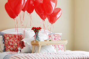 Breakfast in Bed Romantic Valentine's Day Ideas | The Dating Divas