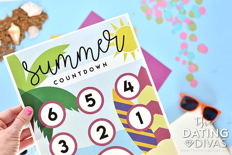 Child Summer Countdown