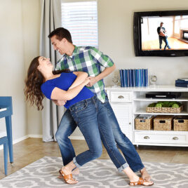 Online Dance Class for Couples