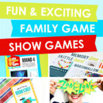 Family Game Night Show Ideas