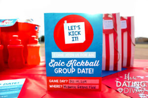 Kickball Group Date