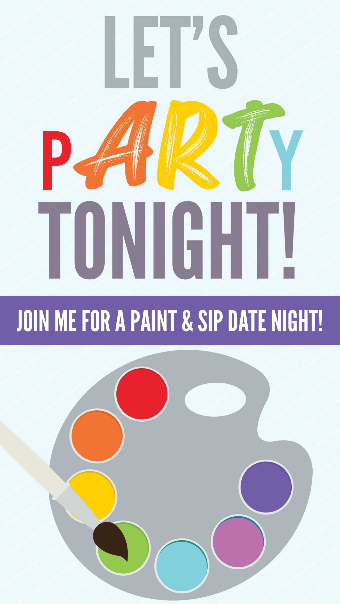 Paint And Sip Date Night Activity The Dating Divas