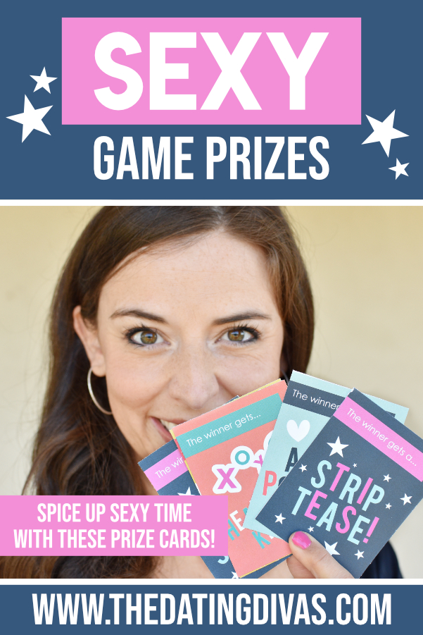 LOVE these sexy game prizes for adults!! So spicy! #datingdivas #gameprizesforadults #prizeideasforadults