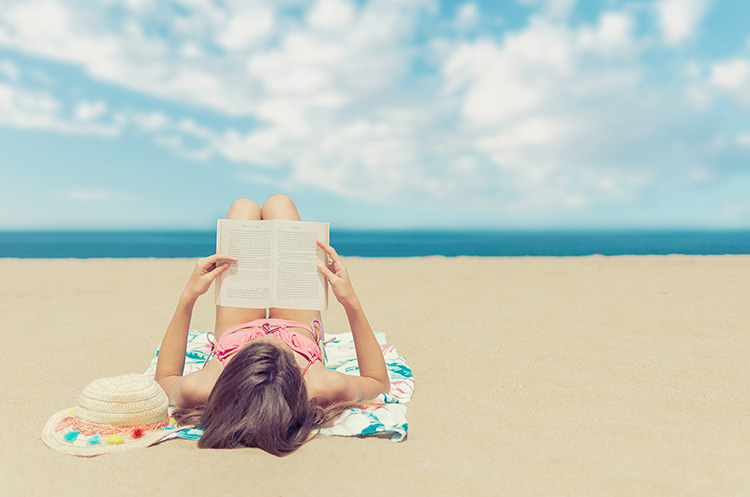 Fiction summer reading lists for everyone.