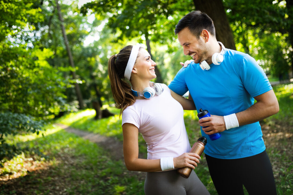 Take Care of Yourself Through Exercise