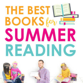 The Best Books For Summer Reading for The Whole Family