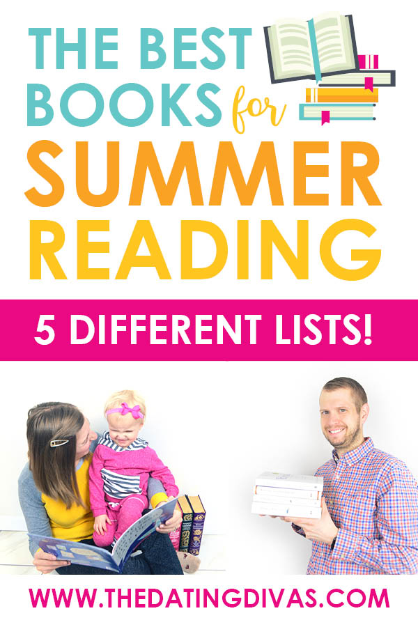 I love books and I love this list from TheDatingDivas.com! I can't wait to delve into some of these summer reads with my kids! #SummerReads #SummerReadingList
