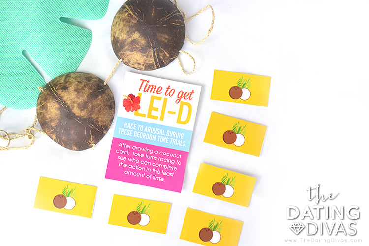 Time to Get Lei-d is your newest intimate adventure.