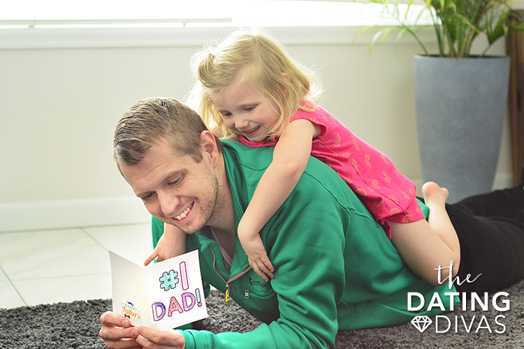 A printable Father's Day card from the heart that he'll want to save.