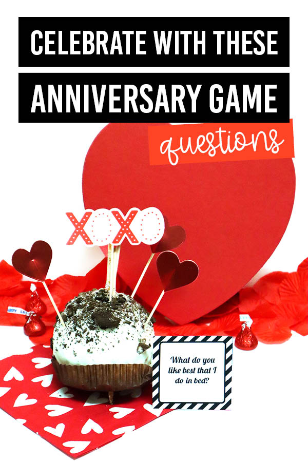I cannot wait to use these anniversary game questions with my sweetheart! I am excited to have meaningful conversations and learn more about him!!! #anniversary #conversationcards #anniversarygame
