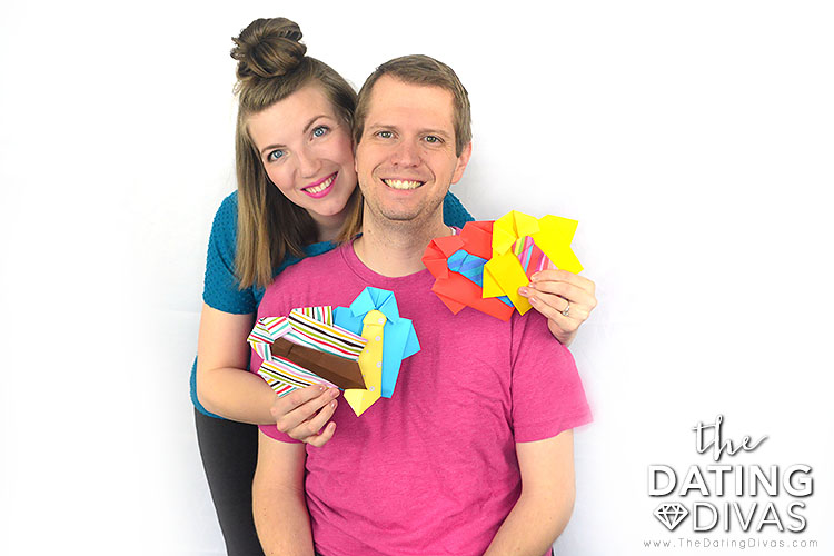 Fathers Day Paper Card Gift Idea