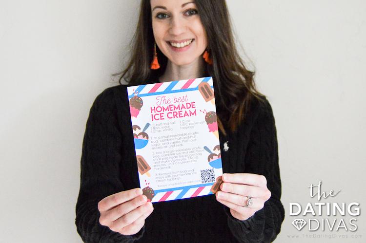 Homemade Ice Cream Recipe