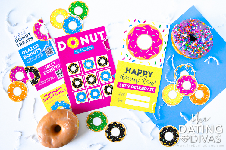 National Donut Day Ideas